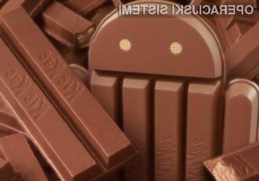 Mobilni operacijski sistem Android 4.4 KitKat naj bi bil pisan na kožo tudi filmofilom!