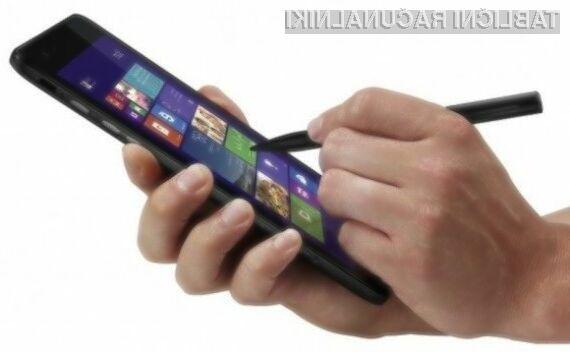 Izdelki z 8-palčnimi zaslon in Windowsi 8.1 so med proizvajalci tabličnih računalnikov vse bolj priljubljeni!
