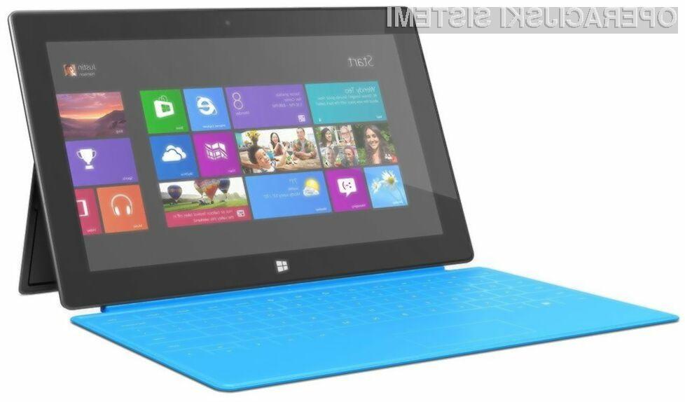 Mnogim uporabnikom tablic Surface se je po izvedeni na Windows RT 8.1 pojavil moder zaslon smrti.