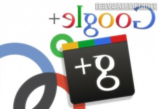 Uporabniki omrežja Google+ imajo odslej možnost uporabe skrajšanega oziroma poenostavljenega URL naslova.