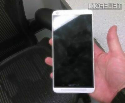 Mobilnik HTC One Max bo zlahka prepričal tudi najzahtevnejše uporabnike.