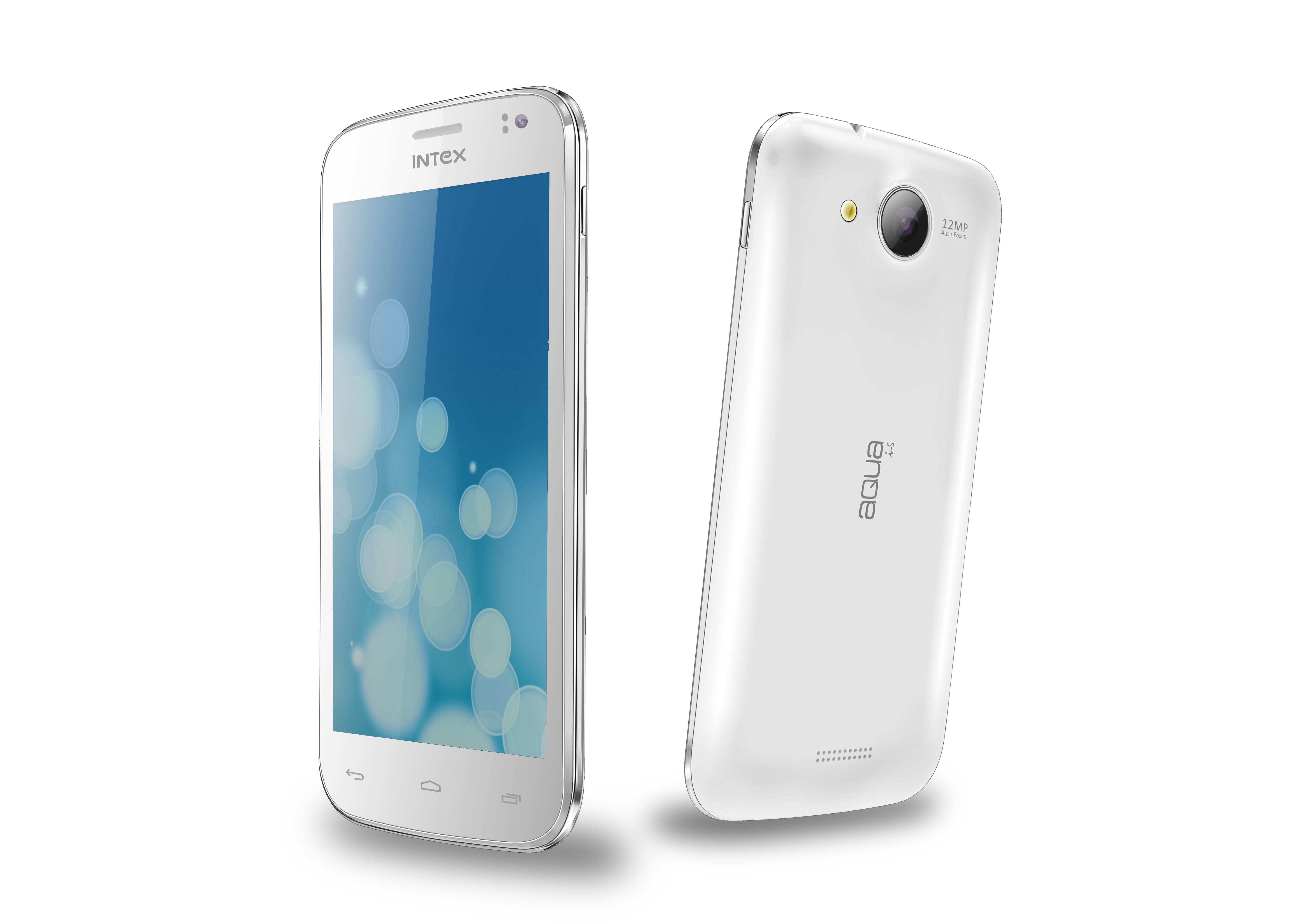 Intex Aqua i5 je štirijedrni telefon za tretjino cene v primerjavi s konkurenco.