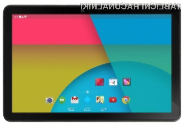 Tablica Google Nexus 10 se bo zlahka kosala z novim Applovim iPadom Air.