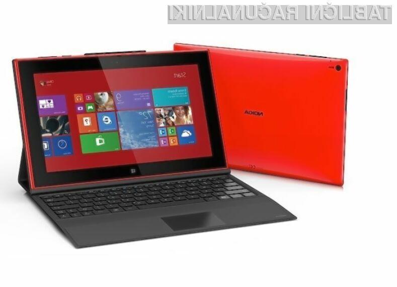 Tablični računalnik Nokia Lumia 2520 se pogosto ne prebudi iz stanja pripravljenosti!