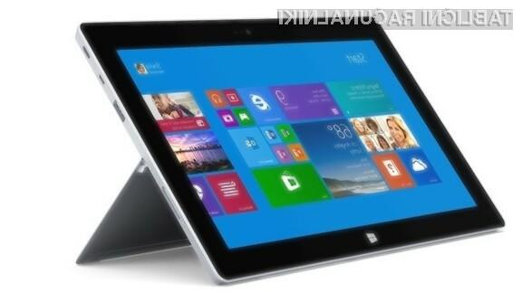 Microsoft je s pripravo prenovljenih tablic Surface zadel v polno!