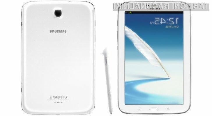Android 4.2.2 Jelly Bean se odlično prilega tablici Samsung Galaxy Note 8.0!