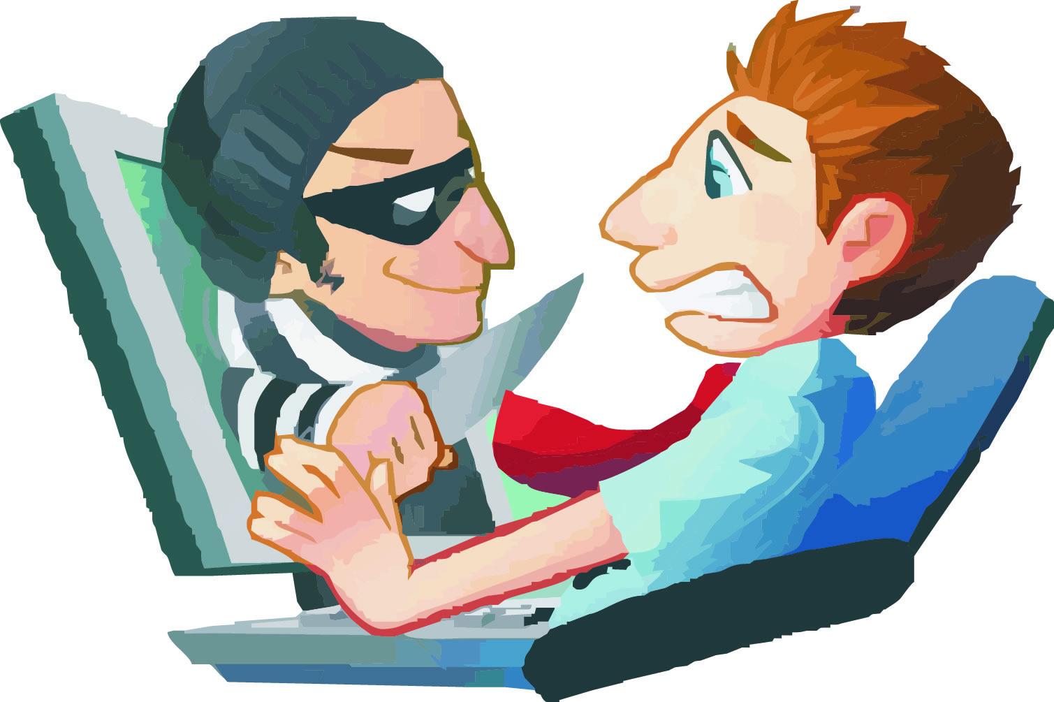 Kibernetični kriminal postaja vse bolj pogost.