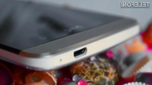 Zanimanje za pametni mobilni telefon HTC One 802W je v Veliki Britaniji izjemno!