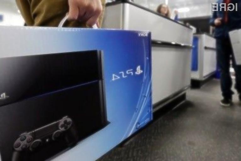 Povpraševanje po Sonyjevi novi igralni konzoli PlayStation 4 je preseglo tudi najbolj optimistične napovedi.