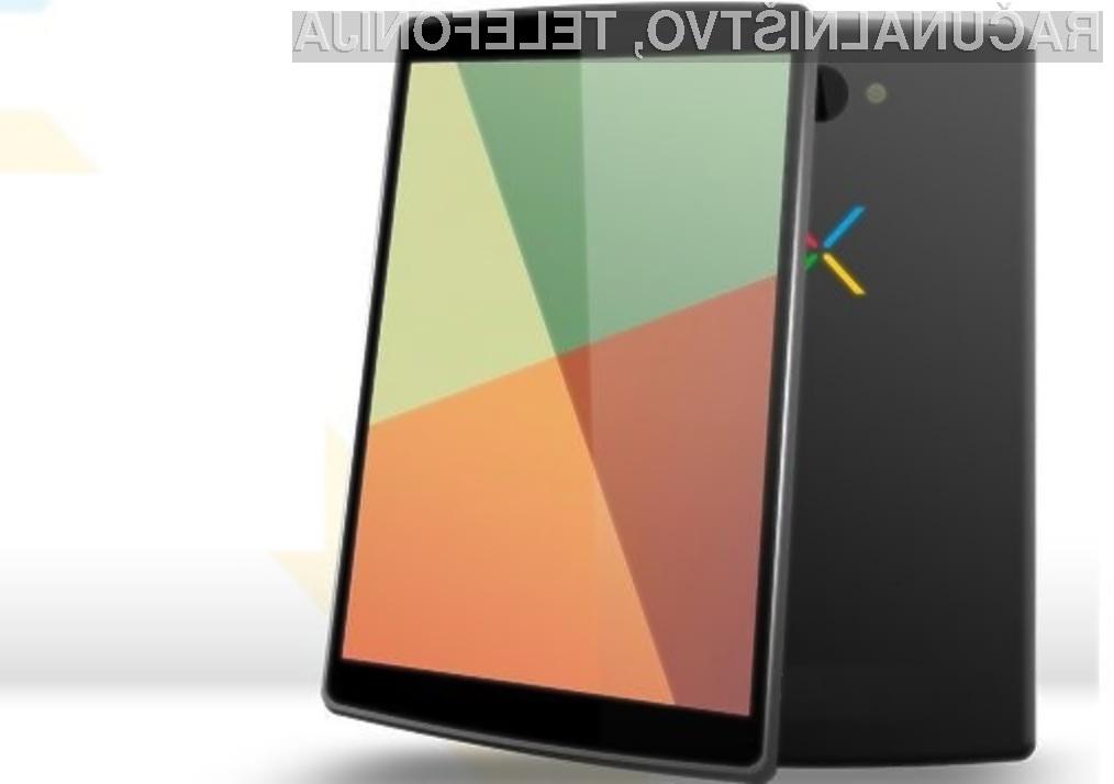 Google Nexus 8 le še vprašanje časa?