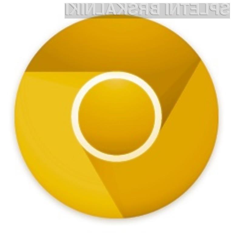 Z novo različico brskalnika Chrome Canary bomo varnejši pred zlonamernimi kodami na spletu!