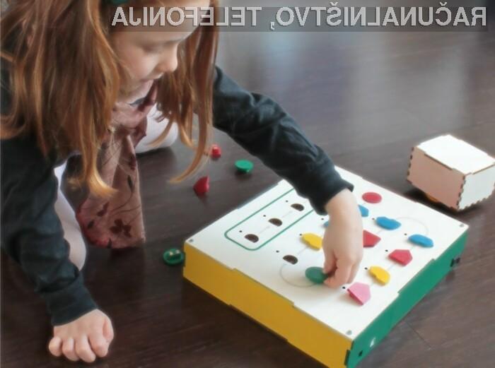 Otroci so izjemno dovzetni za učenje osnov programiranja!