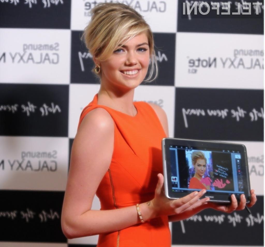 Uporabniki tabličnih računalnikov so z izdelki podjetja Samsung več kot zadovoljni!