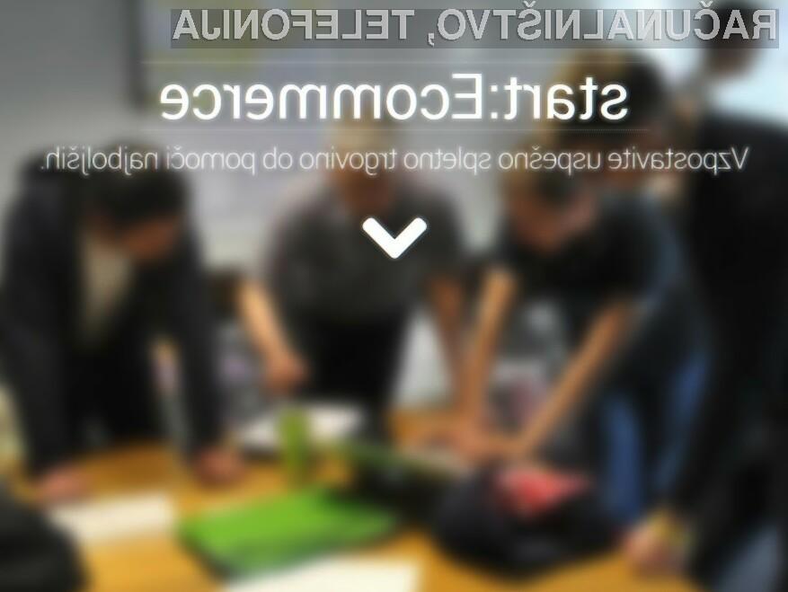 Na programu start:Ecommerce se bodo udeleženci seznanili z osnovami dobro zastavljenega podjetniškega projekta.