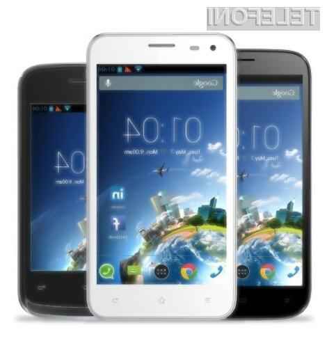 Mobilniki družine Thunder podjetja KAZAM Mobile Limited imajo vse možnosti za uspeh!