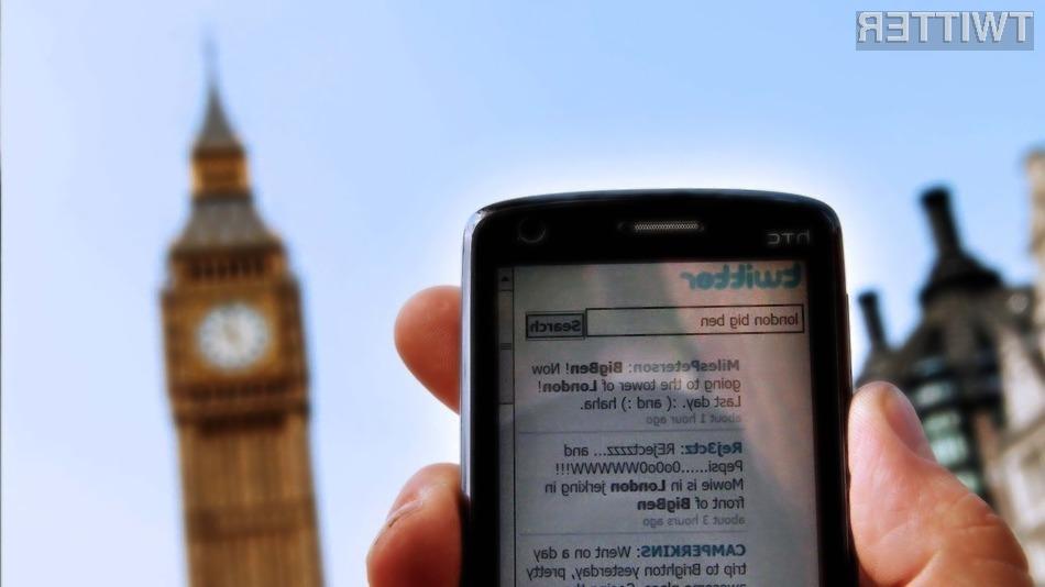 V VB in Irski bodo pomembna opozorila dobivali tudi prek Twittra.