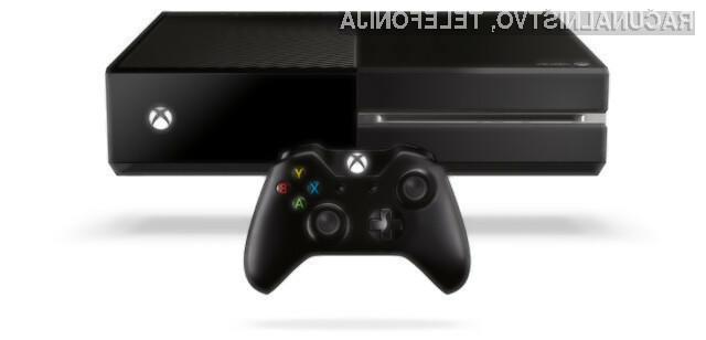 Igralno konzolo Xbox One bo kmalu mogoče kupiti tudi brez krmilnega sistema Kinect!