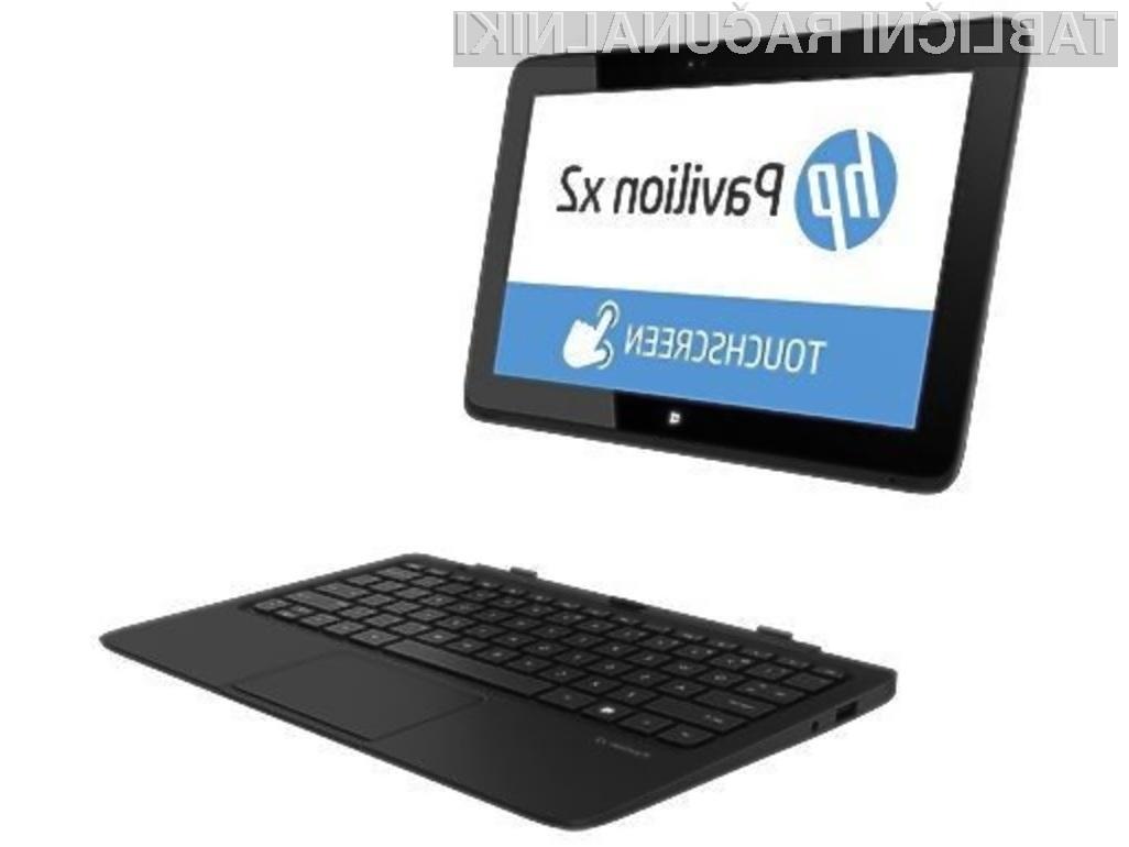 Tablični računalnik HP Pavilion 11t x2 je dovolj zmogljiv, da nas bo le stežka pustila na cedilu.