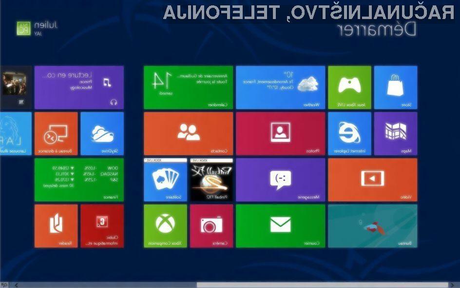 Microsoftova blagovna znamka Mod naj bi nadomestila oznako Metro.