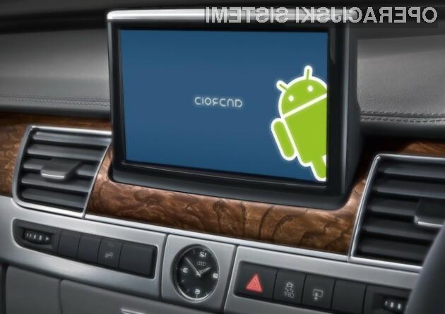 Android proti iOS tudi v avtomobilih