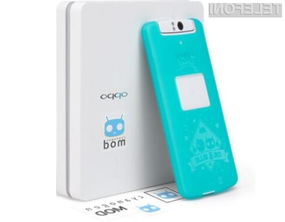 Operacijski sistem CyanogenMod 10.2 opazno pohitri delovanje pametnega mobilnega telefona Oppo N1.