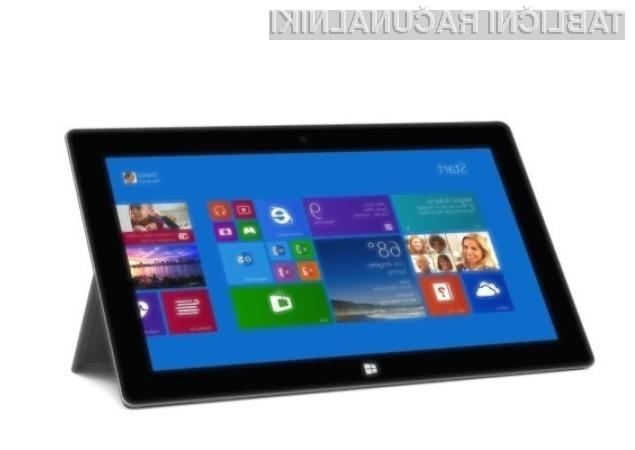 Glavni adut tabličnega računalnika Microsoft Surface 2 je vmesnik USB!
