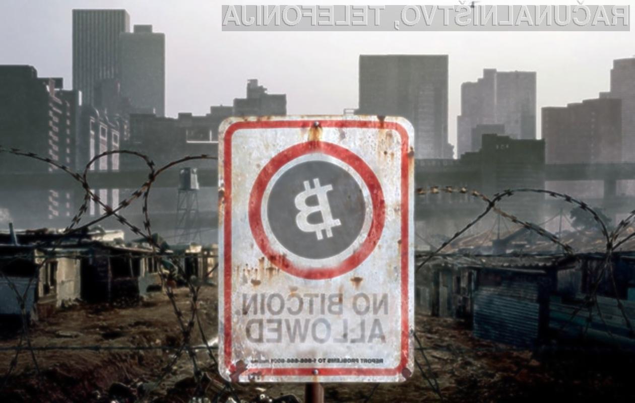 Uporabnikom digitalne valute Bitcoin se nedvomno pišejo hudi časi!