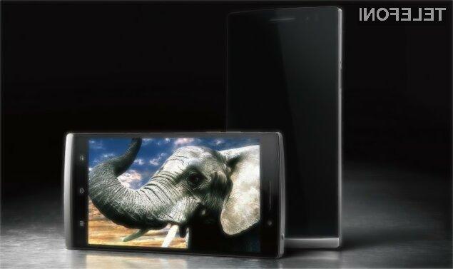 Mobilnik Oppo Find 7 se bo ponašal s kakovostnim zaslonom, zmogljivo strojno opremo in Androidom 4.4.