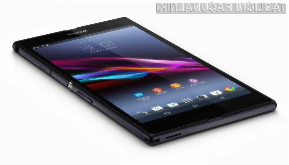 Tablica Sony Xperia Z Ultra je izjemno kompaktna in nadvse zmogljiva!
