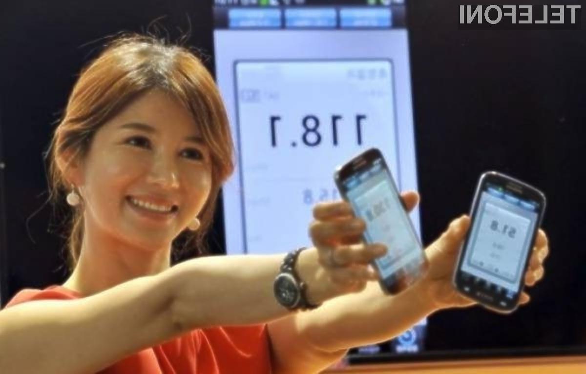 Prvi mobilniki s podporo povezavi 3band LTE-Advanced naj bi bili naprodaj že letošnjo jesen.