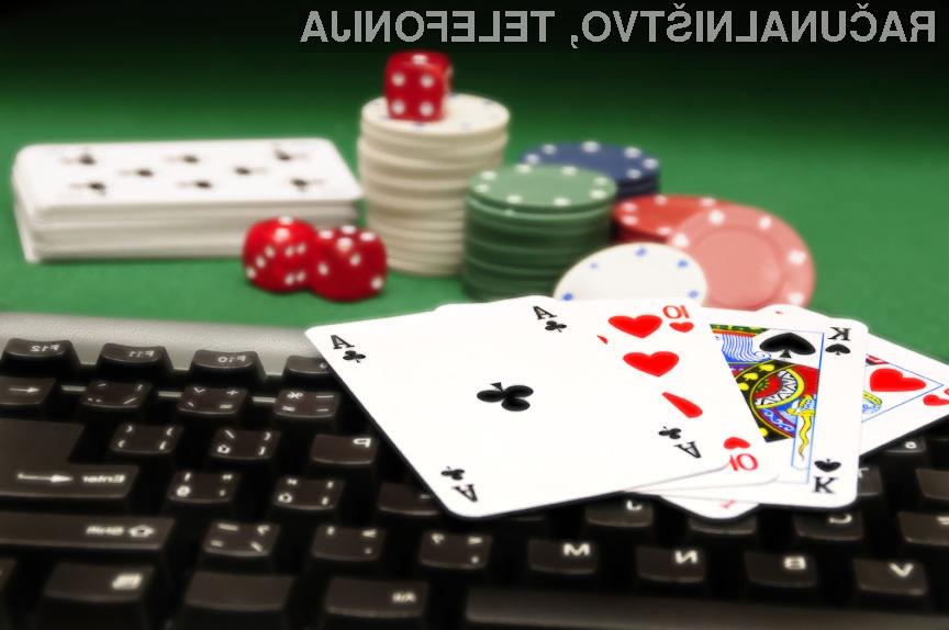 Vse več Slovencev svojo srečo preizkuša tudi z igranjem spletnih iger na srečo!