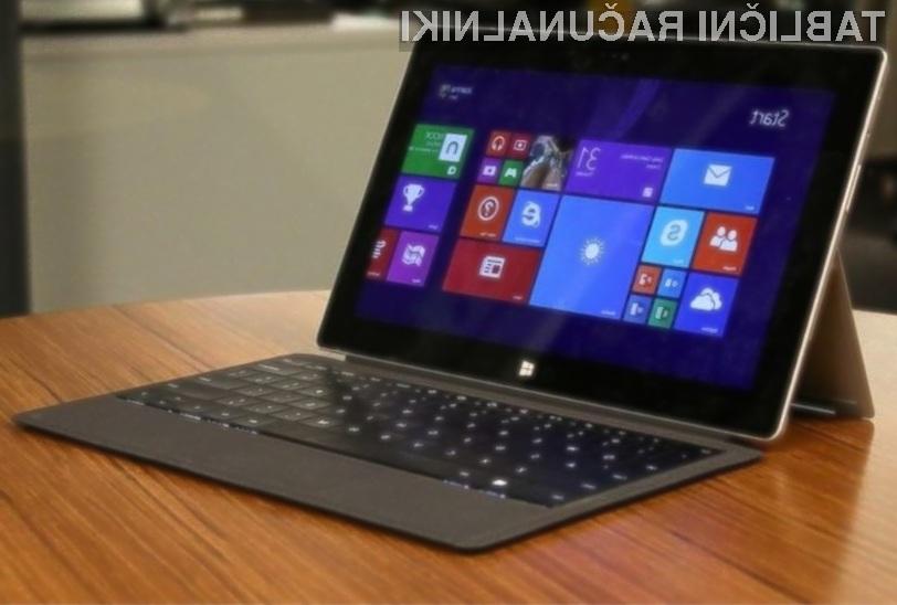 Prenovljeni tablični računalnik Surface Pro 2 vas zagotovo ne bo pustil na cedilu!
