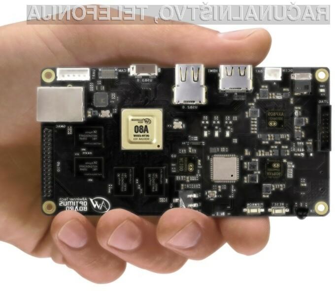 Allwinner OptimusBoard: Računalnik na dlani