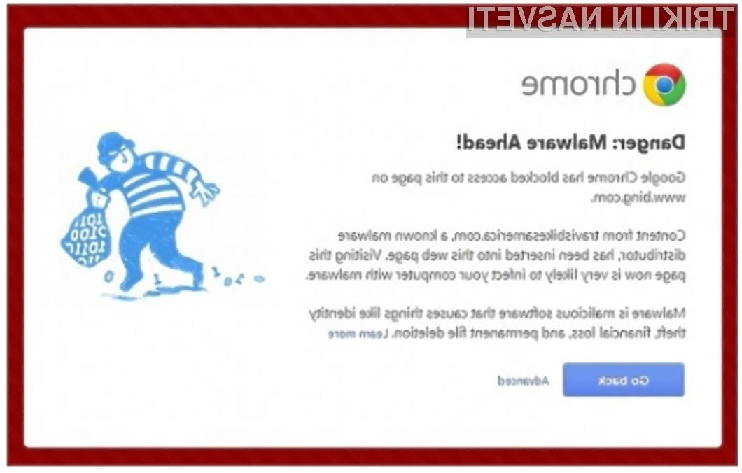 Iz spletnega brskalnika Google Chrome čimprej odstranite vse razširitve, ki jih ne potrebujete!