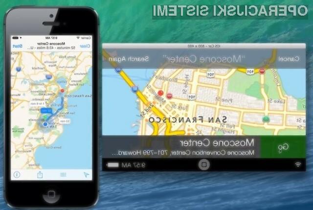 Prvi vpogled v iOS za avtomobile