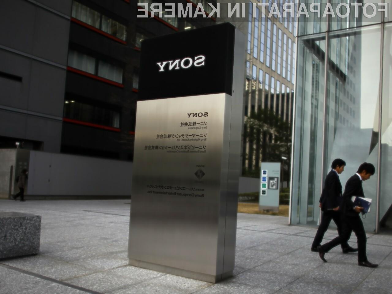 Sony je ustvaril podjetje za analizo genomov.