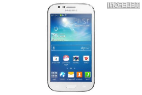 Samsung Galaxy Grand Neo: Izjemen mobilnik za borih 250 evrov!