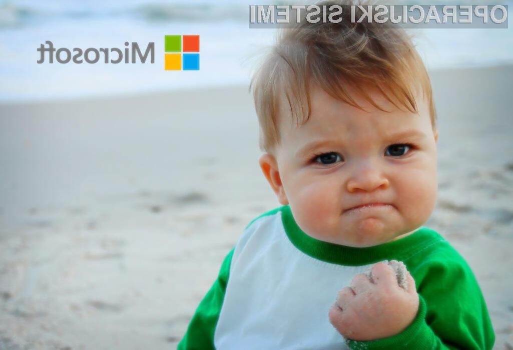 Microsoft bo podatke hranil izven meja ZDA.