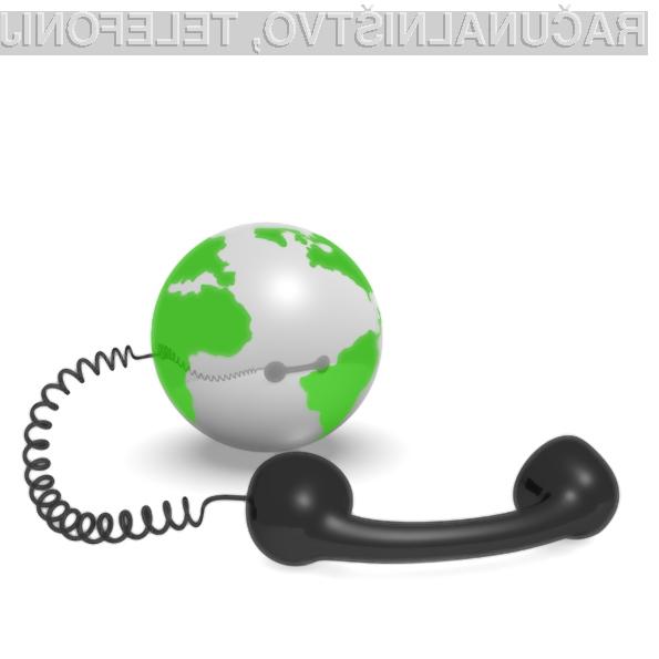 Bodo telefonske številke zamenjali IP naslovi?