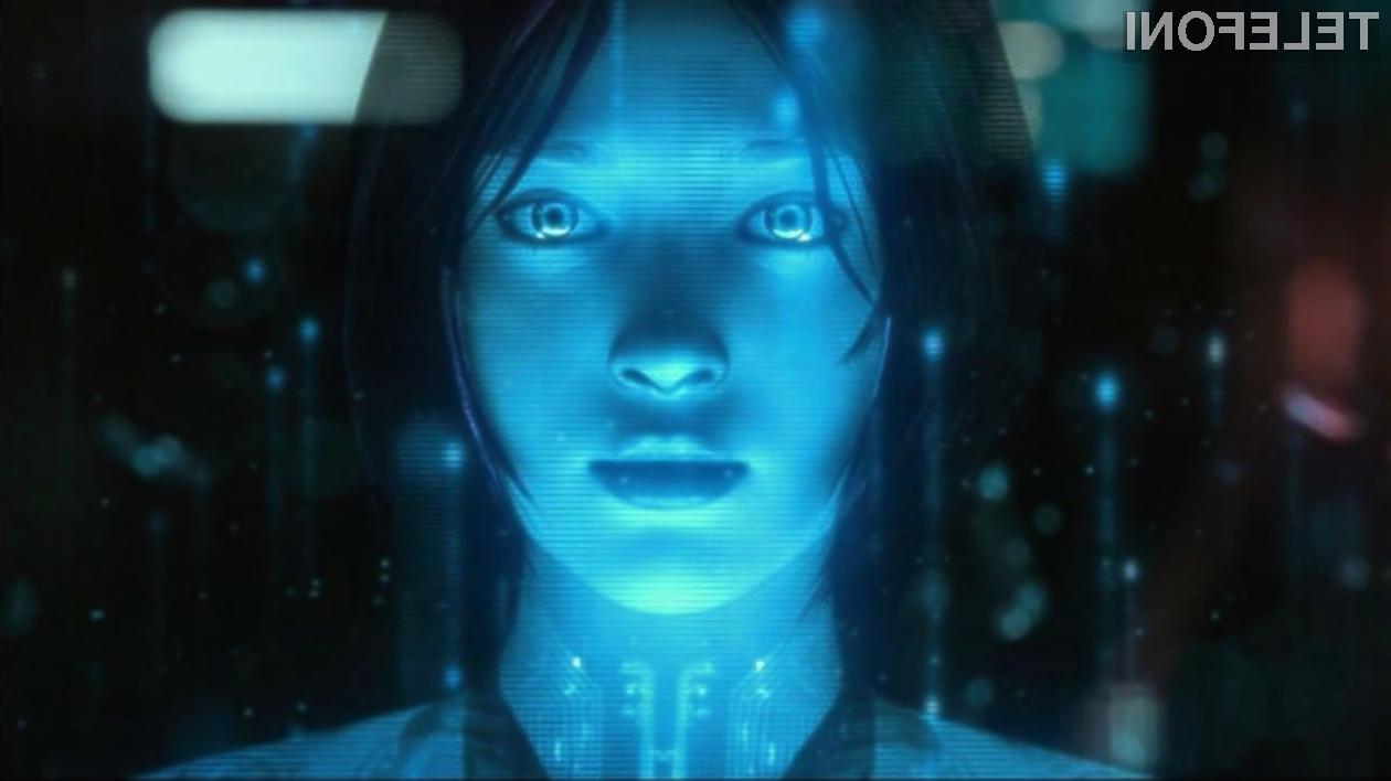 S pomočjo digitalne asistentke Cortana bo uporaba mobilnikov Windows Phone postala še enostavnejša!
