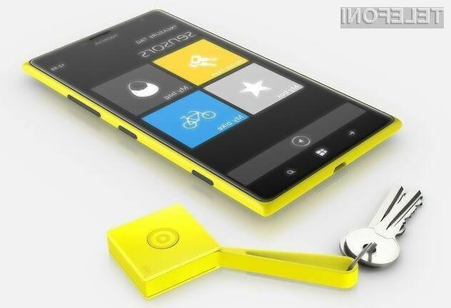 Nokia z izjemnim obeskom za pozabljive in previdne uporabnike mobilnikov!