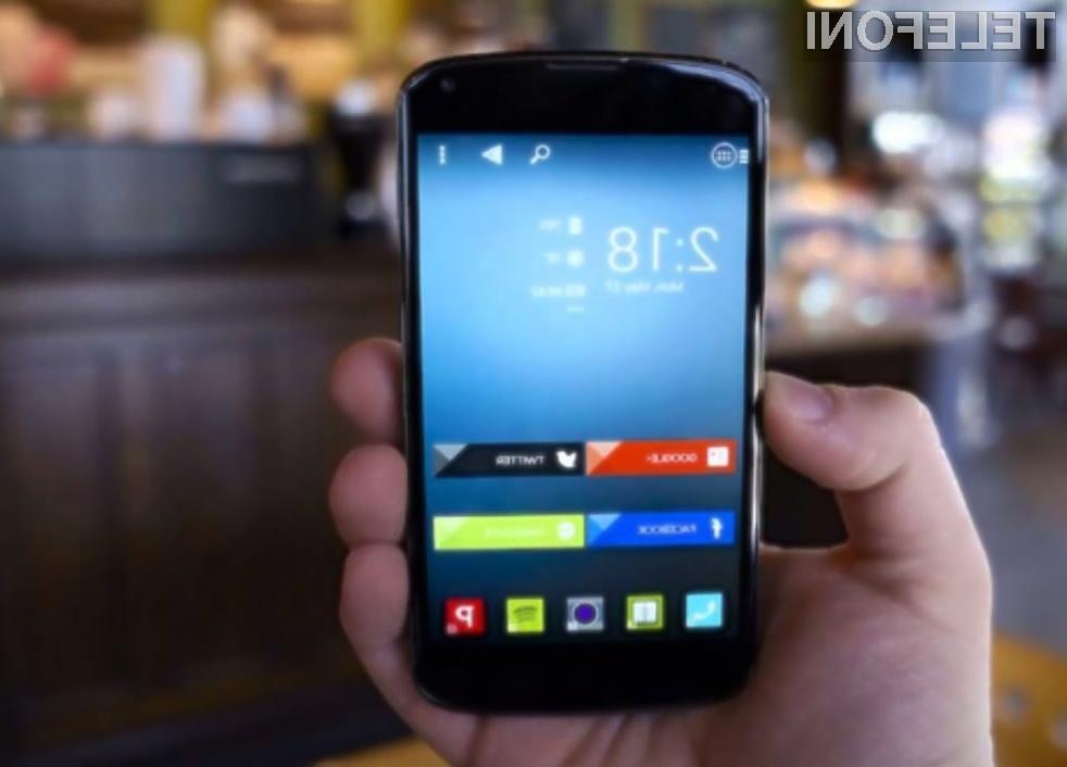 Mobilni operacijski sistem Sailfish OS bo kmalu na voljo za namestitev na izbrane mobilnike Android!