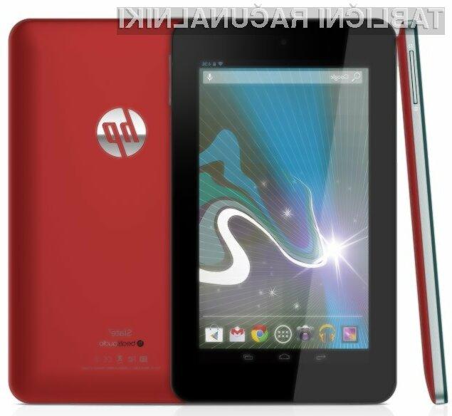HP ponovno poizkuša srečo na področju pametnih mobilnih telefonov!