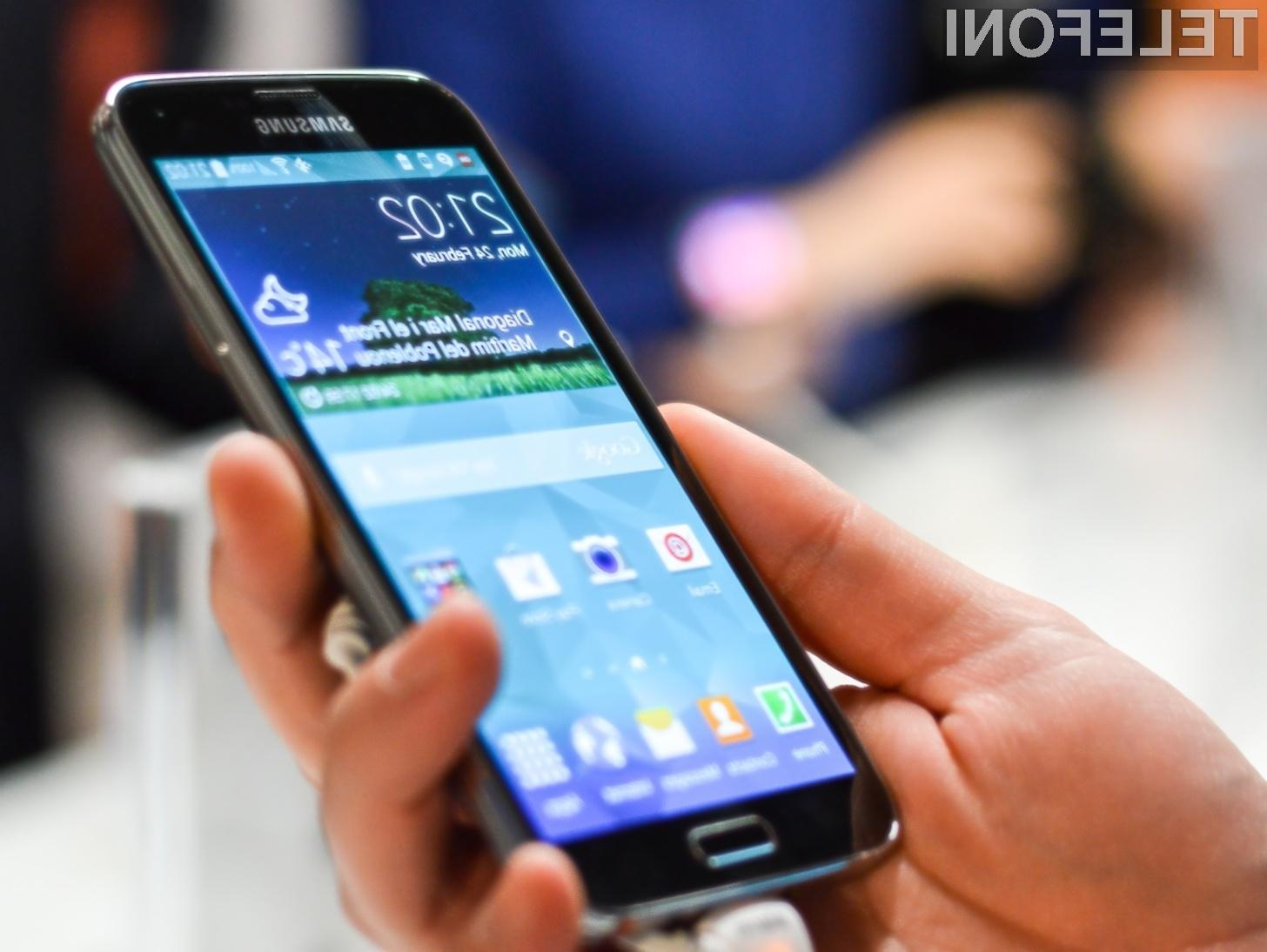 Samsung Galaxy F: Izboljšani Galaxy S5 s kovinskim ohišjem?