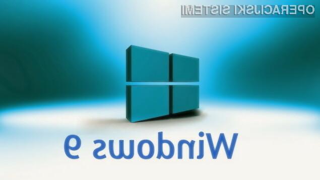 Microsoft razvija Windows 9 hitreje, kot si mislite!