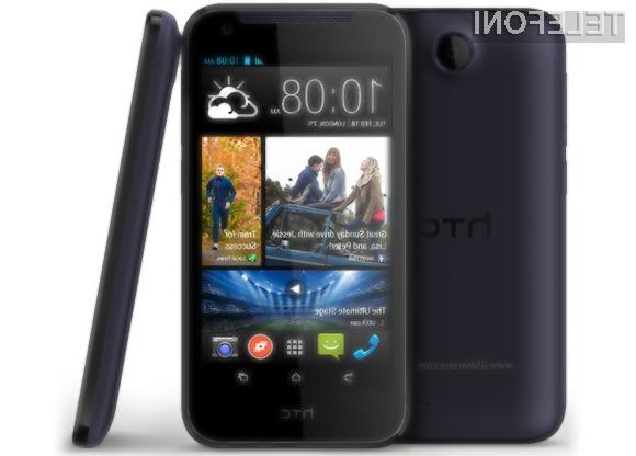 HTC Desire 310: Odličen mobilnik za odlično ceno