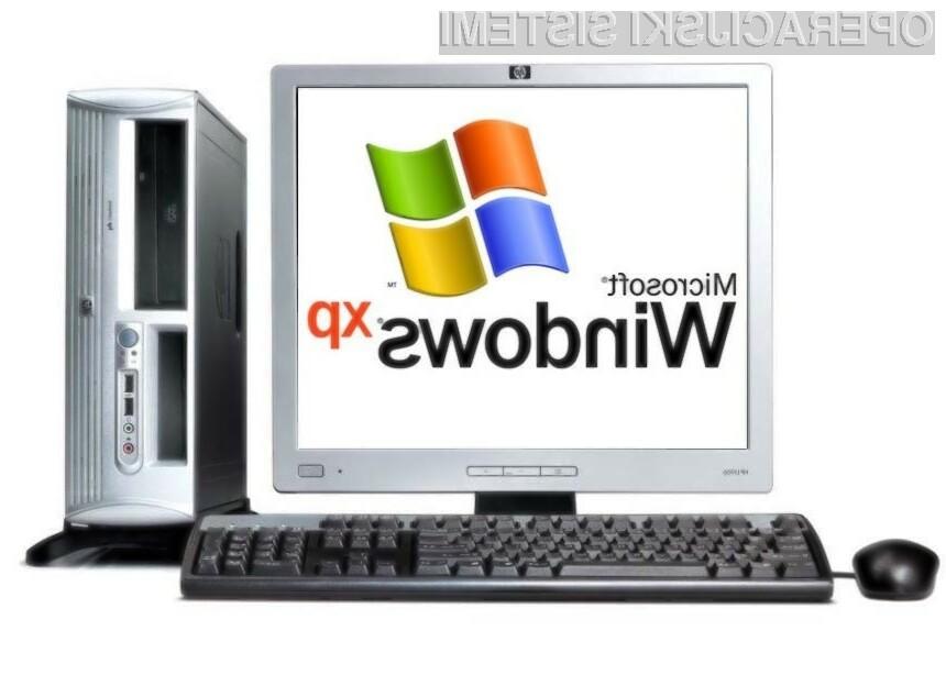 Uporabniki računalnikov z Windowsi XP bodo pri nakupu novega sistema prejeli popust v višini preračunanih 72 evrov.
