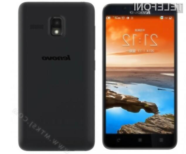 Mobilnik Lenovo A850+ navdušuje tako z zmogljivo strojno opremo kot izjemno nizko ceno!