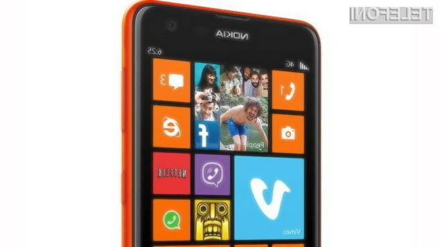 Nokia Lumia 630 naj bi bil kot prvi predstavnik družine Lumia opremljen zgolj z navideznimi tipkami za navigacijo.