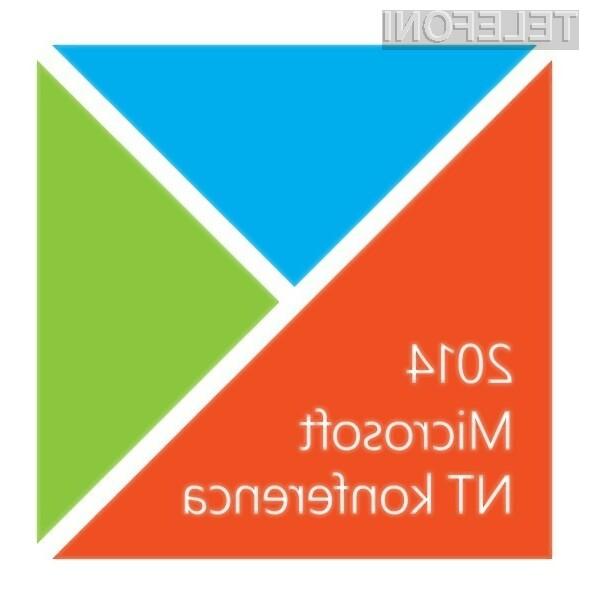 Čez manj kot mesec dni se dobimo na Bledu, kjer bomo v okviru 19. Microsoftove NT konference raziskovali novosti IT sveta.